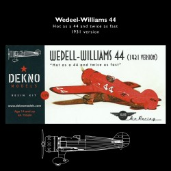 Wedell-Williams 44 (1931...