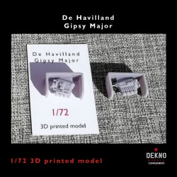 1/72 De Havilland Gipsy Major