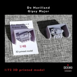 1/48 De Havilland Gipsy major