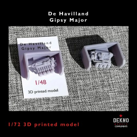 1/48 De Havilland Gipsy major
