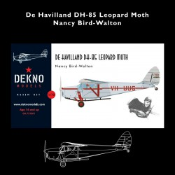 De havilland DH-85 Leopard...