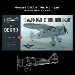 "Howard DGA-6 ""Mr. Mulligan"""