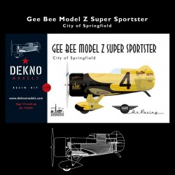 Gee Bee Model Z Super...