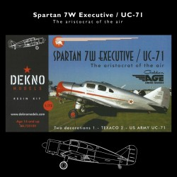 Spartan 7W Executive / UC-71