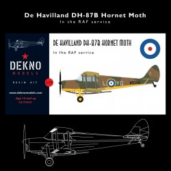 De Havilland DH-87B Hornet...