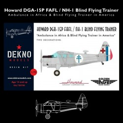 Howard DGA-15P FAFL / NH-1...