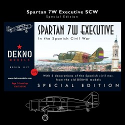 Spartan 7W Executive - SCW